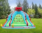Deluxe Ivation Inflatable Water Slide Park