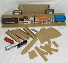 RARE Vintage 1980s Hot Wheels SUPERRAILS STATION play set with accessories
