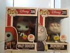Funko Pop The Nightmare Before Christmas Sally and Behemoth Walgreens Exclusives