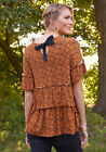 NWT Matilda Jane Give Thanks Top Womens size L