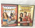 2 Biggest Loser Exercise DVDs Cardio Max  Last Chance Workout