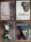 OOP Criterion Collection DVDs Alfred Hitchcock Notorious Spellbound Rebecca