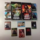 2015 STAR WARS CHROME PERSPECTIVES COMPLETE SET ALL INSERTS (258) CARDS W BOXES