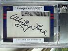 Whitey Ford WOW 2 4 Oversized Auto 2012 Leaf Sports Icons Yankees Hall of Fame