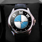 Limited New BMW logo bmw m series Speedometer on Leather band Watch