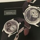 FP Journe Catalog Book Collectible Rare Find F.P. Gold Platinum Tourbillon