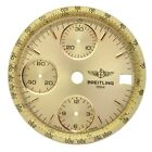 Breitling Chronomat Dial Part K13047X Gold and Black Watch Dial Repair