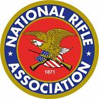 Nra National Rifle Association Gun Rights Decal Sticker 3m Usa Truck Vehicle Car