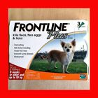Frontline Plus 3 Month Supply For Dogs 0 22 lbs 0 10KG Fast Free Shipping