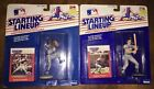 Kenner Starting Lineup MLB Dwight Gooden & Don Mattingly Sports Collectible 1988