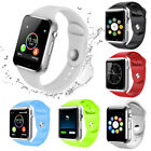 Waterproof A1 Smart Wrist Watch Bluetooth GSM Phone For Android Samsung iPhone