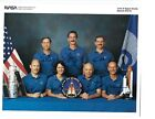 Space Shuttle STS 61 Endeavour Crew Signed