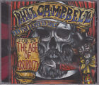 PHIL CAMPBELL AND THE BASTARD SONS 2018 CD - The Age Of Absurdity -Motorhead NEW