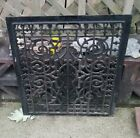 Antique ~ Metal Floor Register ~ Grate ~ Great Architectural Piece