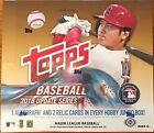 2018 Topps Update Baseball HTA Jumbo sealed box 50 cards pack w 2 silver packs