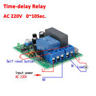 51224110220v Trigger Delay Switch Turn Off Board Timing Timer Relay Module R