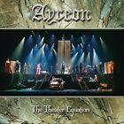 AYREON-THEATER EQUATION (W/DVD) (DIG) (UK IMPORT) CD NEW