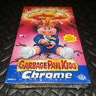GARBAGE PAIL KIDS CHROME 2 NEW SEALED HOBBY BOX 2014 (1985 2nd remake) RARE! W@W