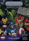 2016 Marvel Masterpieces MIRAGE #1 AVENGERS (ONE of 9) 1 Case VHTF 🔥🔥🔥