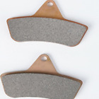 Sintered Metal Brake Pads For 1997 BMW K1100LT High Line~Vesrah VD-959JL