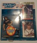 1993 Greg Maddux Extended  Atlanta Braves STARTING LINEUP SLU