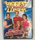 The Biggest Loser The Workout 30 Day Jump Start DVD 2009 NEW Sealed Exercises