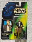 Star Wars Power of the Force 90s Vintage Figure Unopened Han Solo Bespin