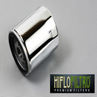 Oil Filter - Chrome~2002 Harley Davidson XL883R Sportster 883 Roadster