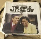 Barack obama San Francisco Chronicle Newspaper Archives Collectible