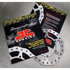 Brake Disc For 2009 Honda CRF150R Expert~JT Sprockets JTD1009SC01