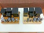 LEAK TL12.1 tube amplifier AMP tl 12.1 Two monoblocks