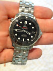 Omega Seamaster Professional 212.30.41.20.01.003 Co-Axial 41mm Black Bond Watch