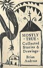 E7 1994 First Edition MOSTLY TRUE by BRIAN ANDREAS Signed by Author