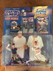 Starting Lineup Classic Doubles- 1998 Mike Piazza/Ivan Rodriguez