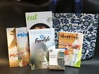 Weight Watchers 2018 FREESTYLE KIT Guides + Points Book + Calculator +Blue Tote