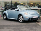 2005 05 VW BEETLE 18T 150 CABRIOLET CONVERTIBLE LEATHER ONLY 83373 MILES