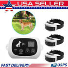Wireless Electric Dog Pet Fence Containment System Waterproof Transmitter Collar