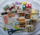 Mixed Lot of Scrapbook Supplies Punches Photo Square Embellishments Buttons