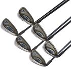 PING G5 BLACK DOT IRONS 5 PW 6PC CS LITE NO CUSHIN REGULAR STEEL SHAFTS