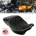 Driver Passenger Two Up Seat For Harley Ultra Classic Electra Glide 2008 2015 US