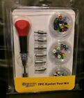 Memories Direct 7 Pieces Eyelet Tool Kit Craft 3 Sized Holes and Eyelets