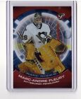 Marc-Andre Fleury Cards, Rookie Cards and Autographed Memorabilia Guide 9