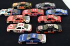 1991 Racing Champions Set of 10 Ford NASCAR Racing 143 Diecast Stock Cars