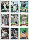 2011 Topps Series 2 Baseball Complete 330 Card Set In Box
