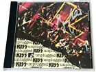 KISS - MTV Unplugged (1996 Mercury CD) signed by Bruce Kulick and Eric Singer