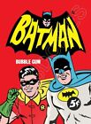 1966 Topps Batman Store Counter Advertising Standup Sign Repro Wax Pack Wrapper