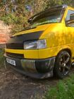 VW T4 CAMPERVAN WITH AIR BEAM AWNING