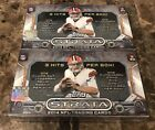 Lot Of 2 Boxes: 2014 Topps Strata Football Sealed Hobby Boxes 3 Hits Box
