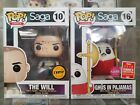 Funko Pop! Saga The Will Chase and Ghus in Pajamas set