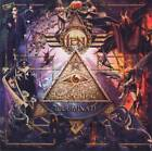 TEN - ILLUMINATI (2018) UK Melodic Hard Rock CD Jewel Case by Irond+FREE GIFT